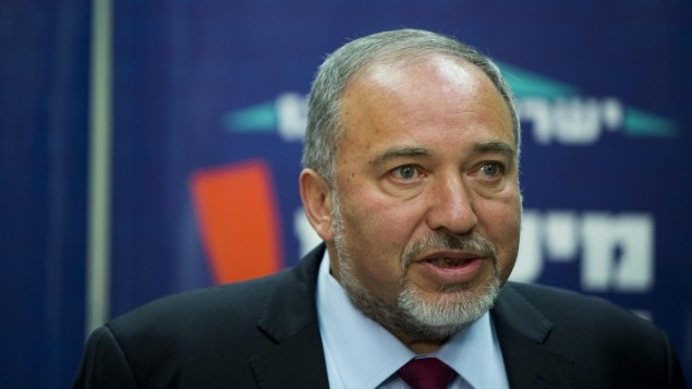 Former Foreign Minister and Yisrael Beteinu (Israel is Our Home) Party Leader Avigdor liberman. (photo credit: Yonatan Sindel/Flash90)