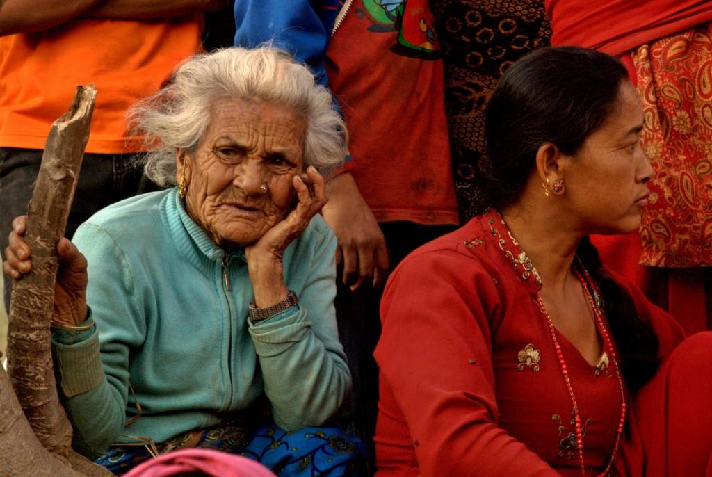 Kathmandu after the earthquake (Photo: Josh Simons/World Jewish Relief)