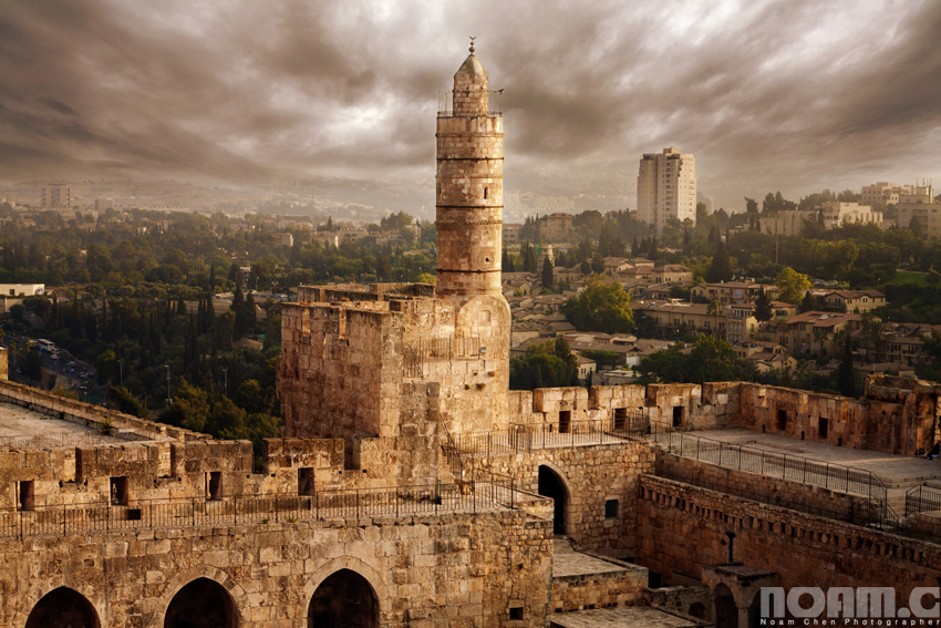 tower-of-david-jerusalem-israel