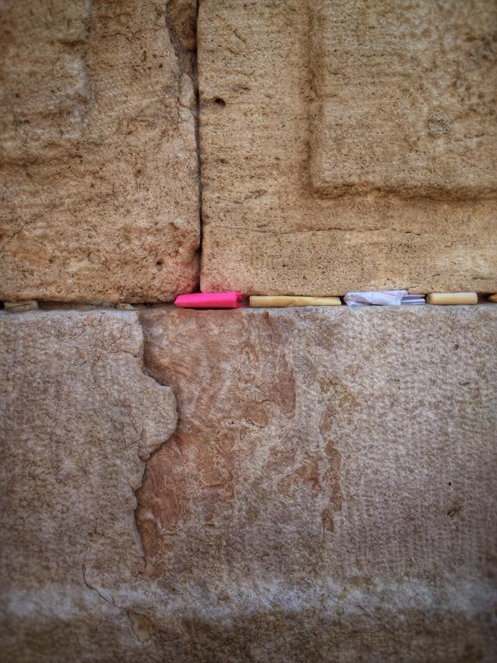 western wall picture