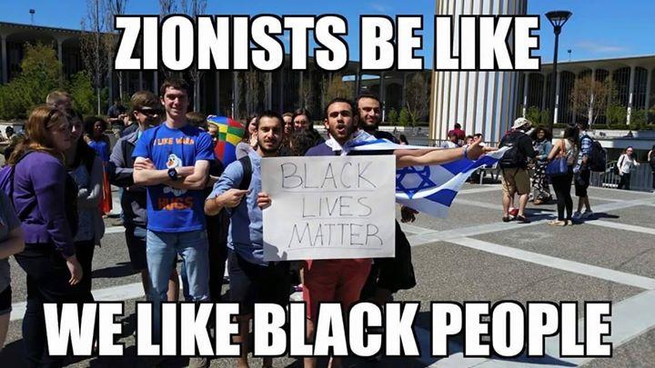 zionists be like