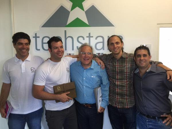 Great to be with two Israeli teams at Techstars Berlin from AppInside and Platfarm