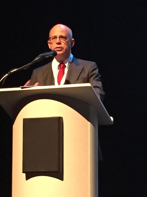 Joseph Klafter ,Tel Aviv University President
