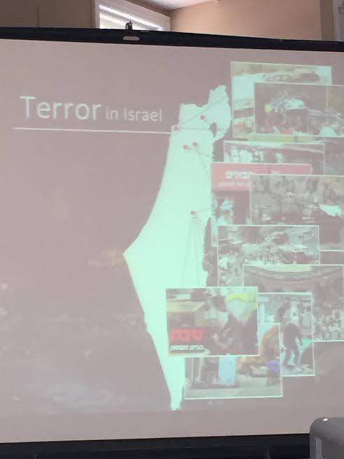 Israel in Terror-photo N. Greenger