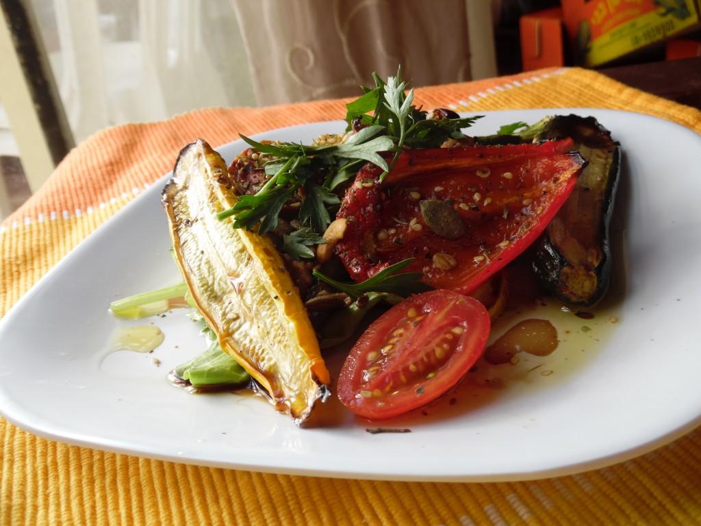 Healthy Summer Salad Israel