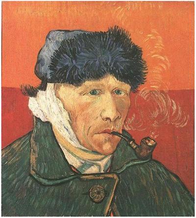 Van Gogh Bandaged-Ear-and-Pipe.400