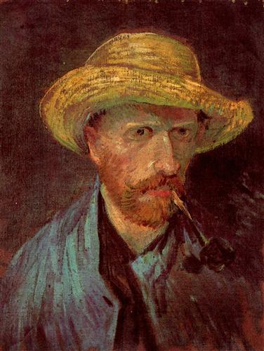 Van Gogh-pipe-1887