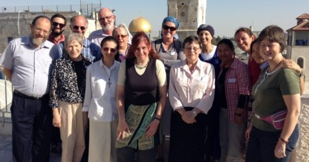 Ecce Homo and the Sisters host Elijah Interfaith Summer Institute 2014