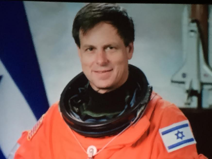 Astronaut Ilan Ramon-took a painting of a Jewish child who died in the Holocaust to space and thus their lives bonded