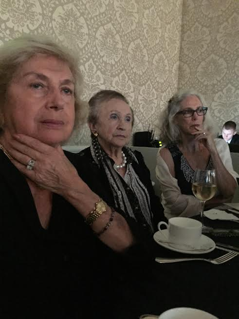 -Natalie Gold, Halina Wachtel, Holocaust Survivors,  Jan Burns, author