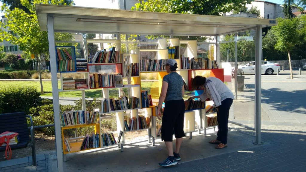 Bus Stop Library (1)