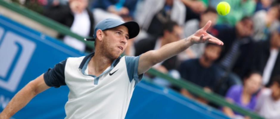 Dudi Sela (photo credit: CC-BY Israel Tennis Association)
