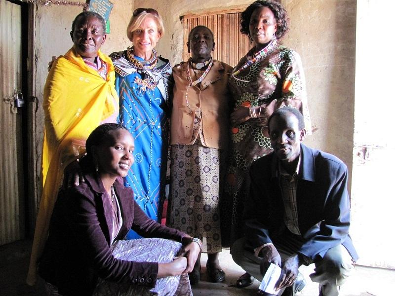 Massai outfit