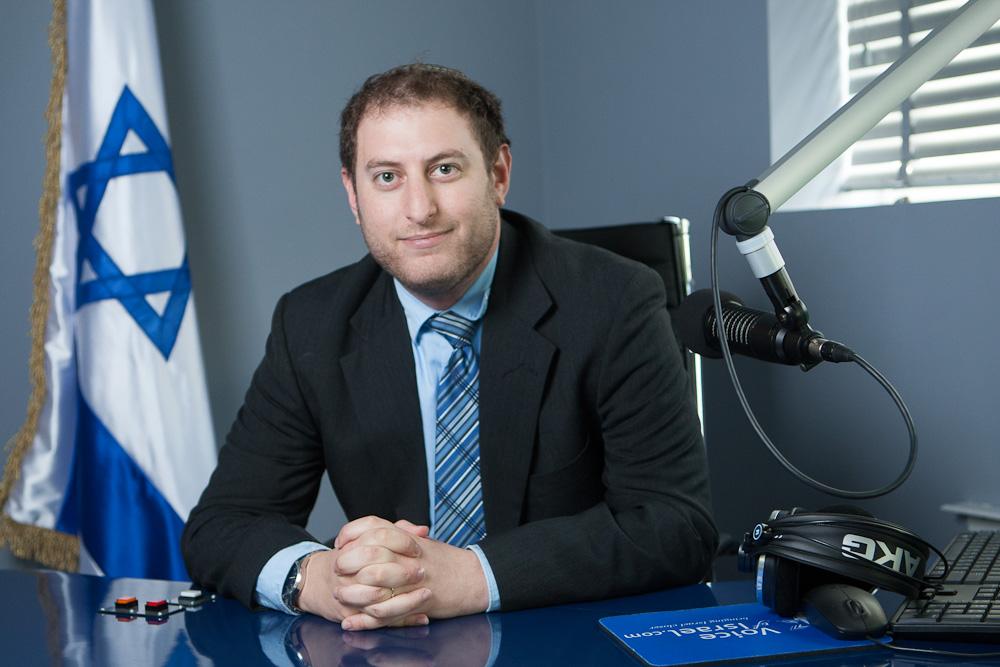 Jeremy Saltan, Bayit Yehudi Youth Chairman Candidate