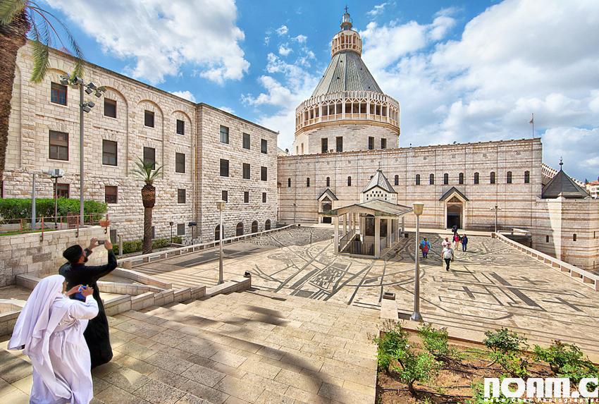 nazareth-church-of-annunciation