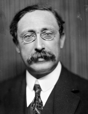 French Prime Minister Léon Blum.