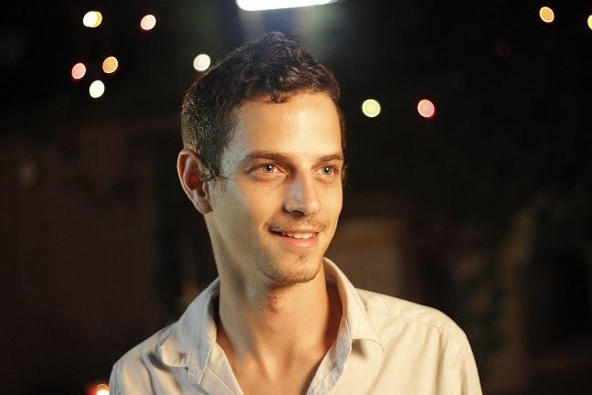 Israeli filmmaker Barak Shavit
