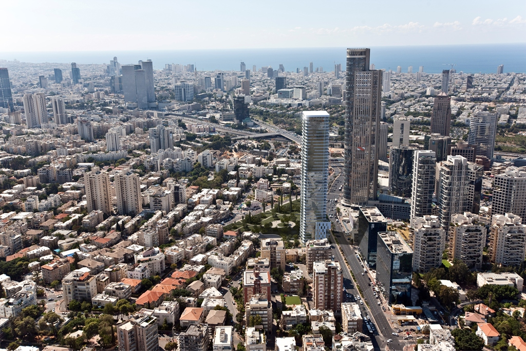 Thriving City Without a Flaw -- from http://www.imgneed.com/image/petah-tikva-israel-city/etz-lavud-project-petah