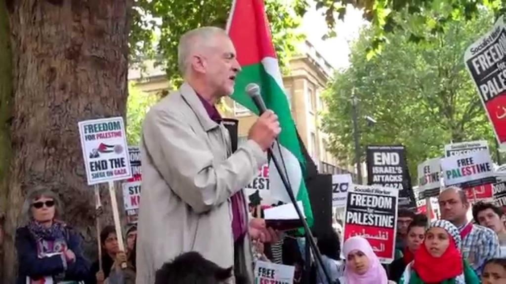 Corbyn Gaza