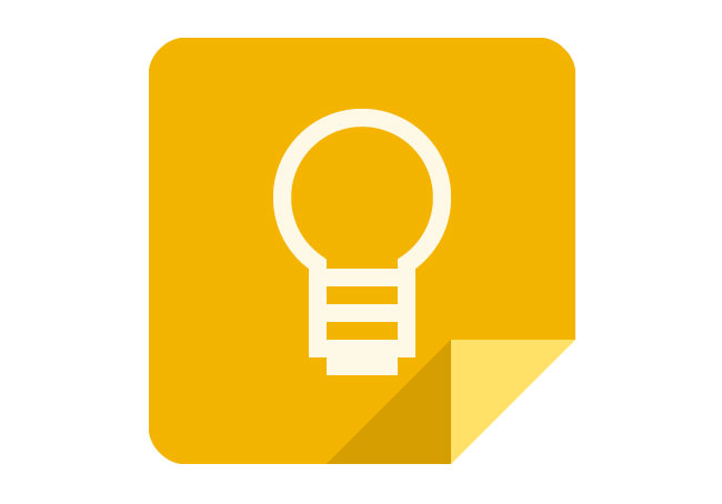 Google-Keep widget