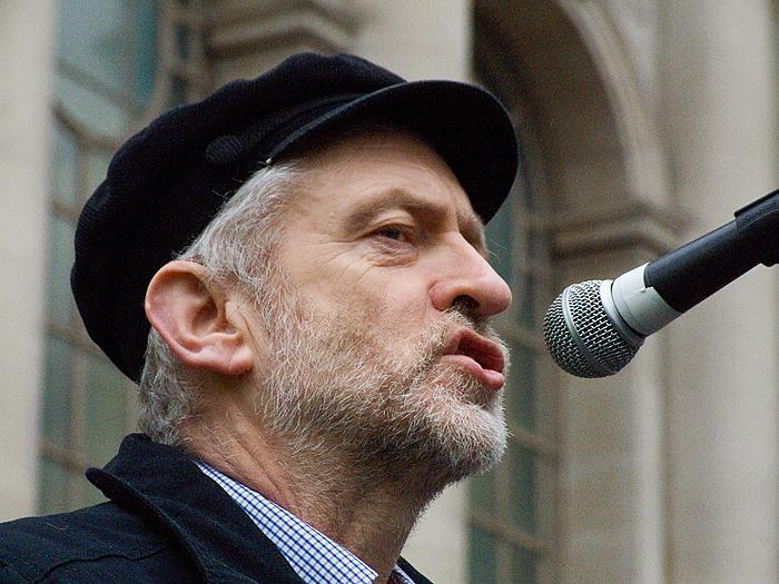 Jeremy Corbyn photo