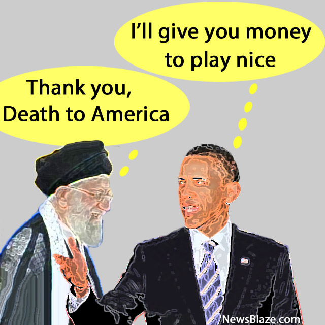 Obama freezes Netanyahu out of the discussions . What could go wrong?