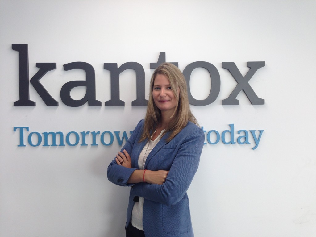 Keren Licht , the Country Manager for the Israeli market at Kantox