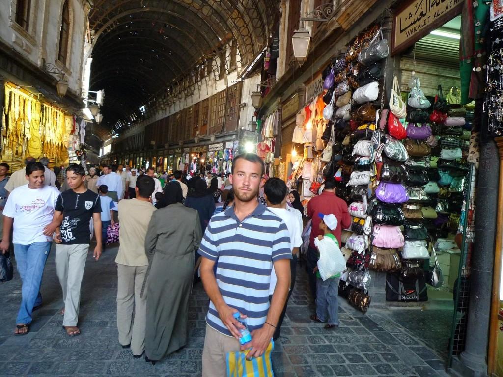 In Damascus with Light - VJP2009