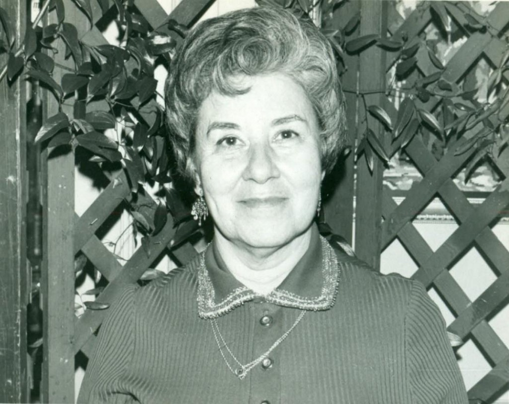 Layele Lillian Green Lapidus