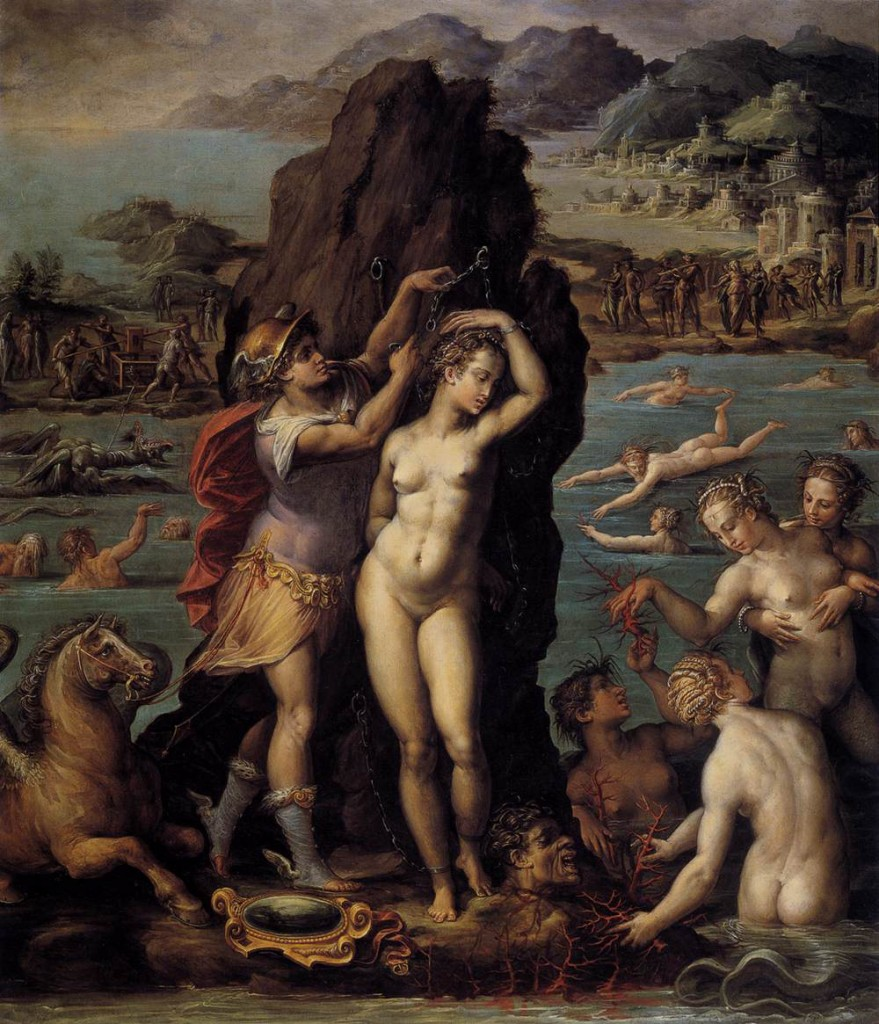 Giorgio Vasari, Perseus and Andromeda, 1570