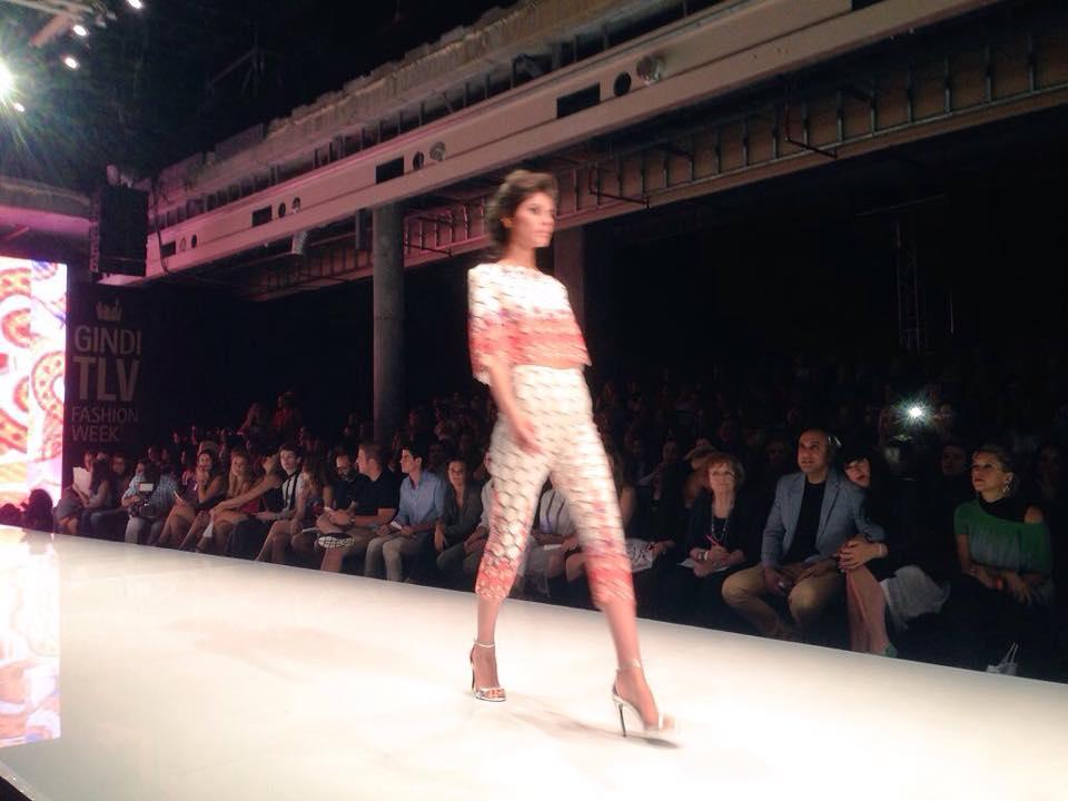 Yaron Minkowski at Gindi Tel Aviv Fashion Week 2015 (Simone Somekh)