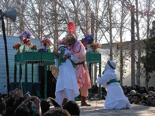 Ashura Reenactment (Ta'aziyye)