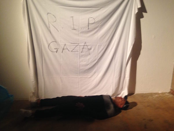 Israel Boycott Banksy