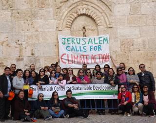 Jerusalem Climate Action 1