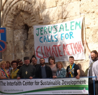 Jerusalem Climate Action 2