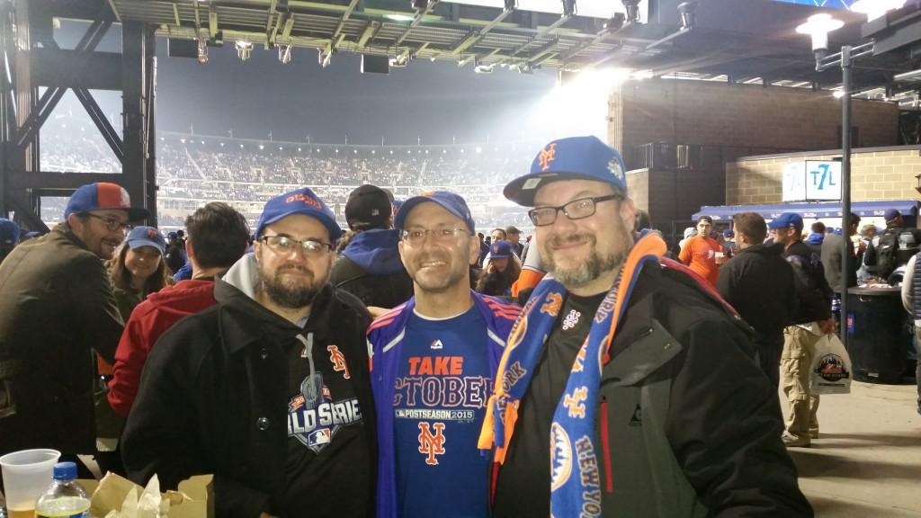 photo of Rabbi Joshua Heller, Rabbi David Lerner, and Rabbi Michael Bernstein (l to r)