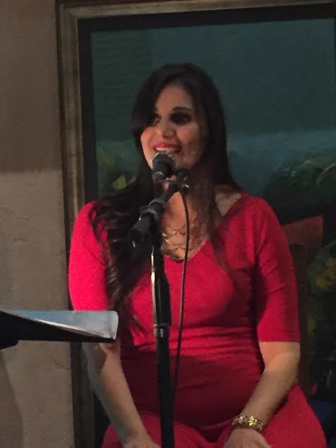 Singer Noa Dori-Photo Nurit Greenger