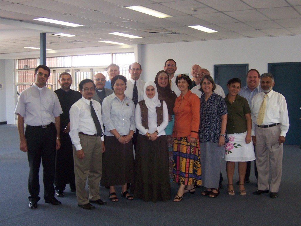 The Australian National Dialogue of Christians, Muslims and Jews 2009.