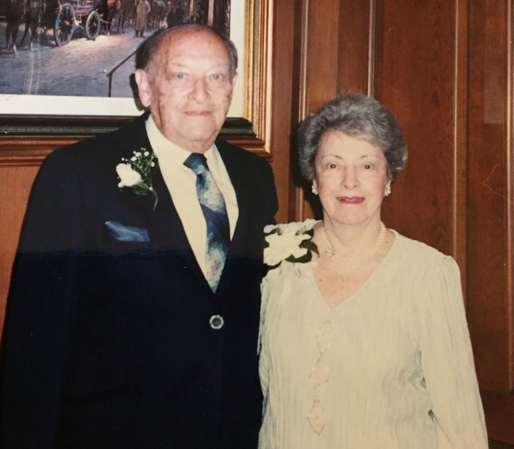 Grandpa and Grandma Zimmerman (courtesy)