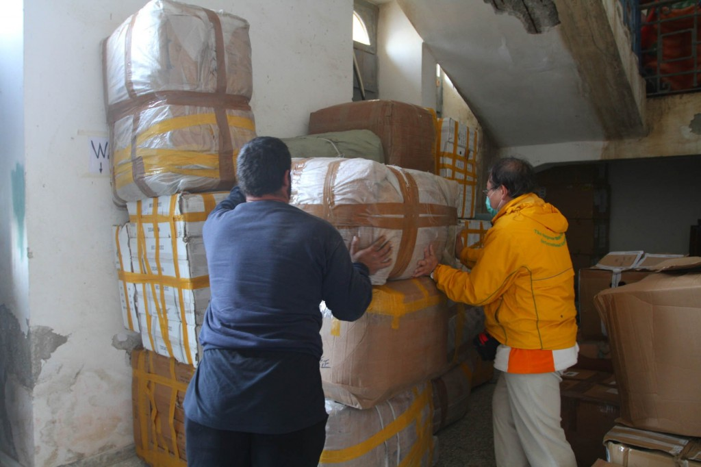 IMG_0070-Holding-Area-for-Relief-Items-at-Leros-Solidarity-Network-Photo-2