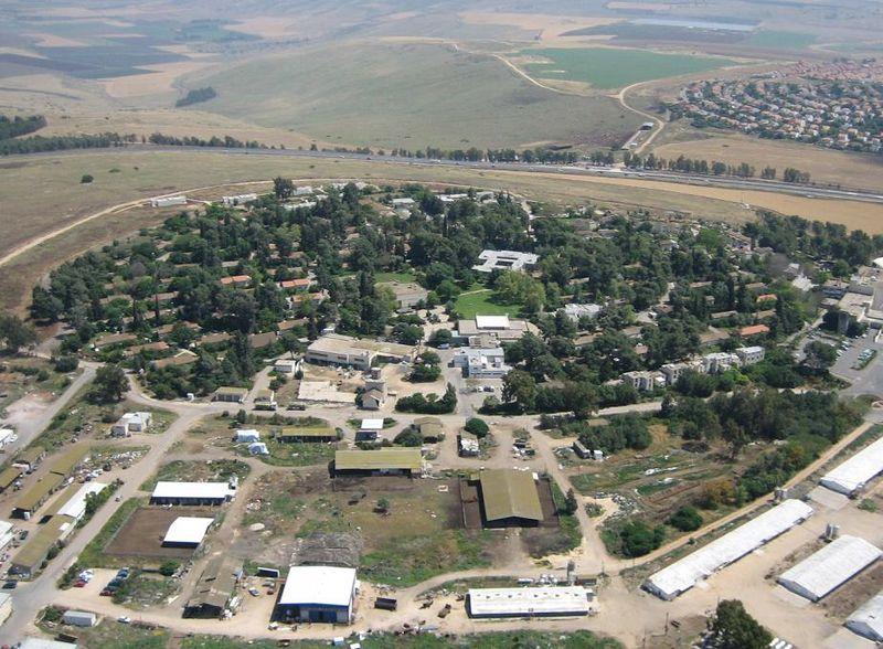 Kibbutz Lavi - en.wikipedia.org