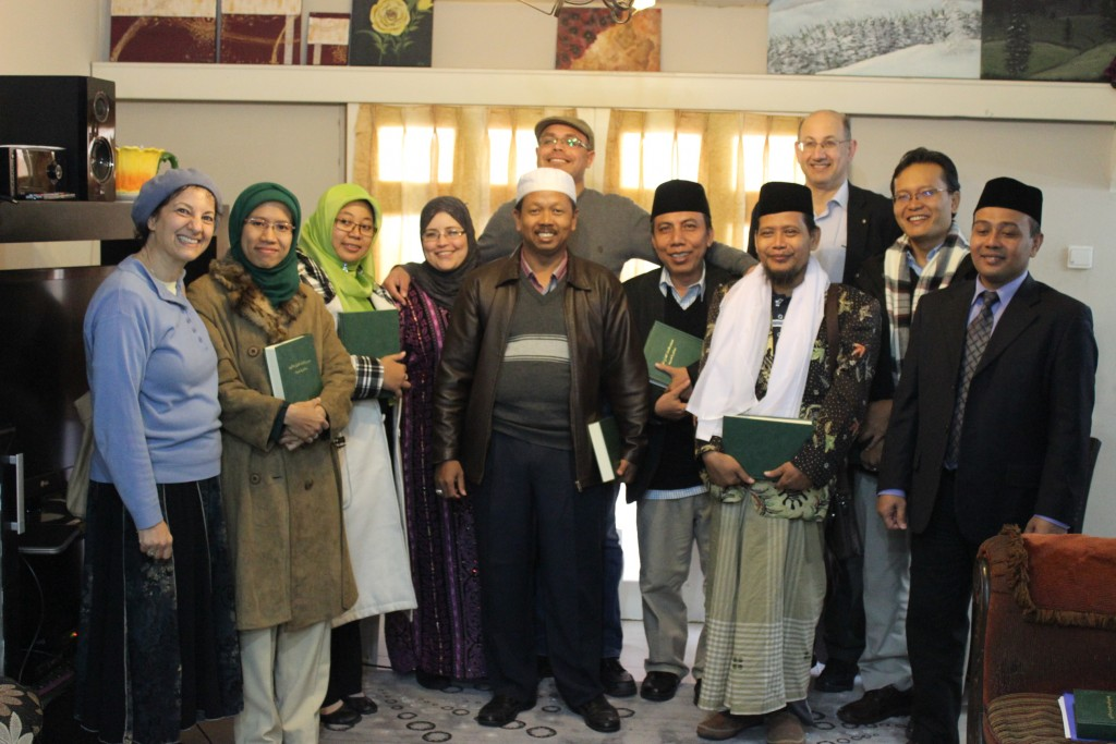 Indonesians in Israel 2015