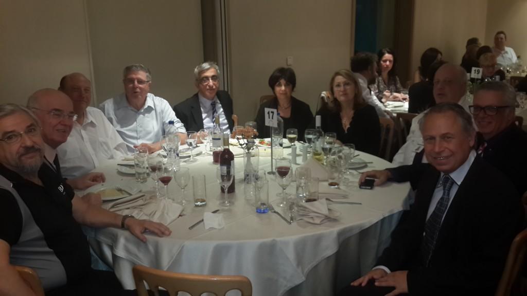 fig 7. Palmares - Israeli Delegation