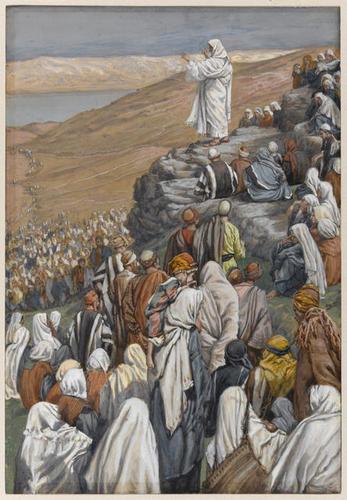 The Sermon of the Beatitudes, 1886-96