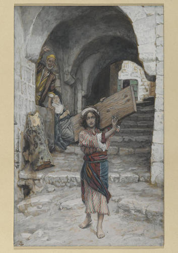 The Youth of Jesus, 1886-94