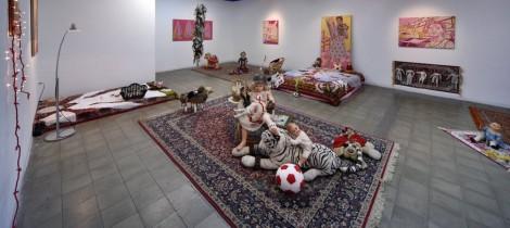 Installation view Barbur Gallery 2015-16 Photo: Bishko
