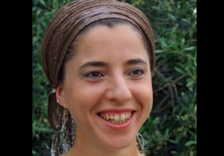 "Dafna Meir, A""H, the young mother who was stabbed to death in her home in Otniel by an Arab terrorist on Sunday, January 17th, 2016."