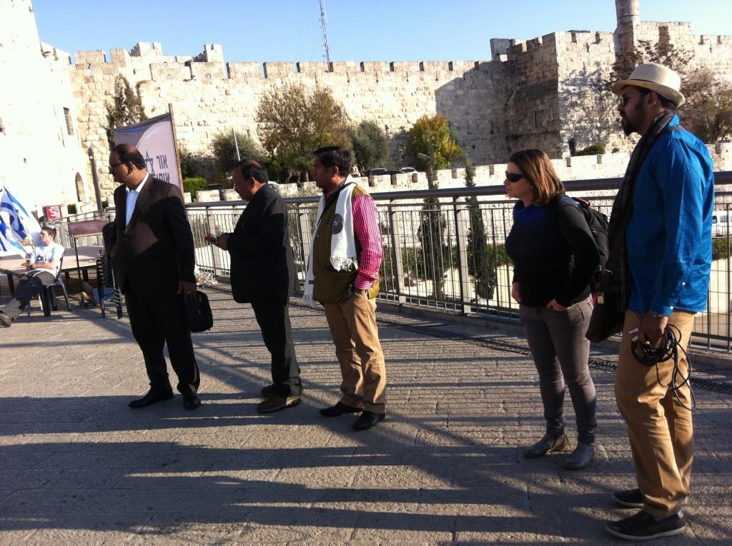 Jaffa Gate 24.12.2015 (6)