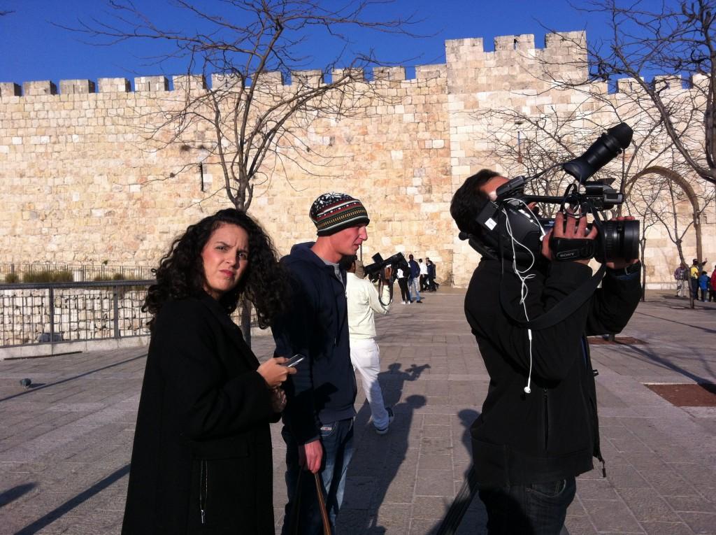 Jaffa Gate 24.12.2015