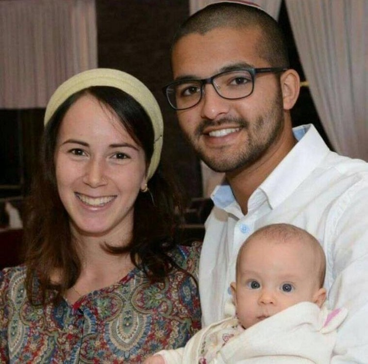 Tuvia Yanai Weissman, 21, IDF soldier was murdered in a stabbing attack while doing his Shabbat grocery shopping Thursday, leaving a wife and baby girl.